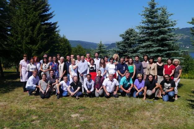 2013 Participants, Mavrovo, Macedonia