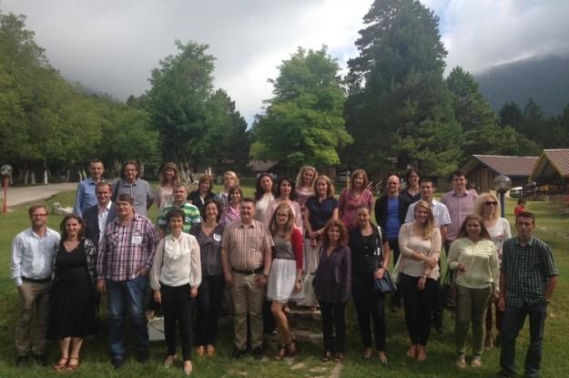 2014 Participants, Llogara, Albania