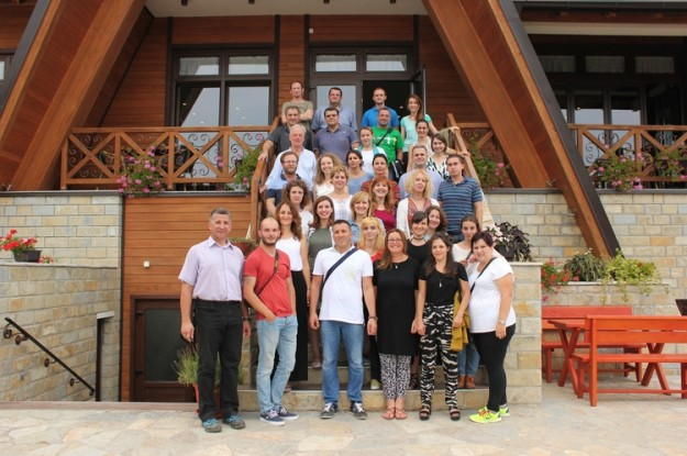 2016 Participants, Vrdnik, Serbia