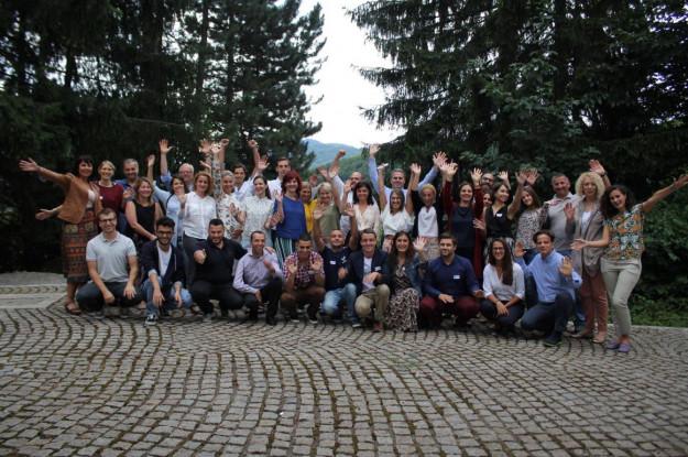 2017 PGI Participants, Kolasin Montenegro