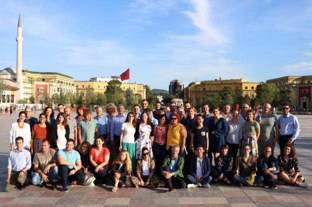 2019 PGI Participants Tirana, Albania